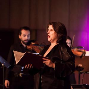 Magna Ferreira, soprano, de Estarreja