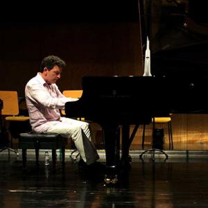 António Rosado, pianista, de Évora