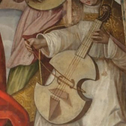 Pintura de autor desconhecido e data ca. 1560, Brotas, Évora