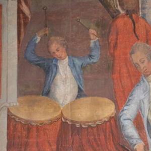 século XVIII. Pincéis de José de Sousa Carvalho.