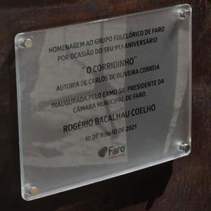Monumento ao Grupo Folclórico de Faro