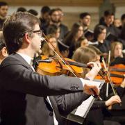 Hugo Rodrigues, violinista