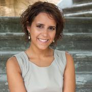 Inês Margaça, cantora lírica, de Aveiro
