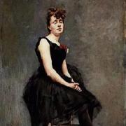 Dançarina (ou Mulher de Preto), José de Brito