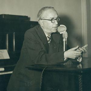Armando Leça, musicólogo, de Matosinhos