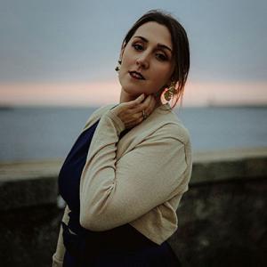 Daniela Rego, cantora, da Matosinhos