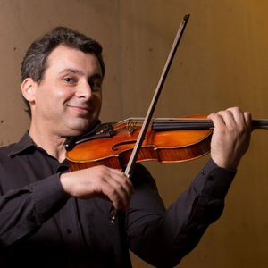 José Teixeira, violinista, de Mirandela