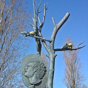 Monumento a José Afonso, Baixa da Banheira