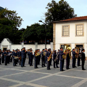 Banda de Música de Santiago de Riba-Ul, Oliveira de Azeméis