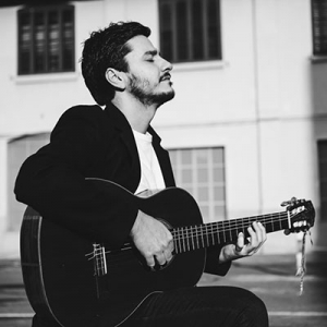 Francisco Sales, guitarra, de Penalva do Castelo