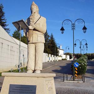Monumento ao Músico em Penalva do Castelo