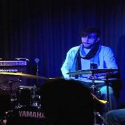 Marco Santos, baterista, de Pombal