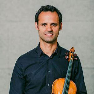 Ricardo Mendes, violinista, de Reguengos de Monsaraz
