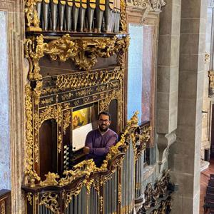 Rui Soares, organista de Fiães, Feira