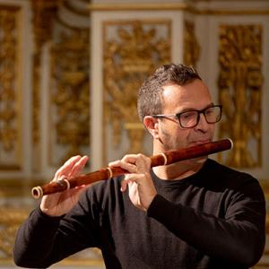 Alexandre Andrade, flauta, de Santa Maria da Feira