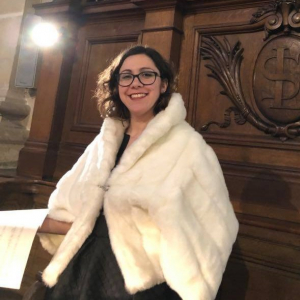 Fabiana Magalhães, soprano, de Santa Maria da Feira