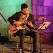 André Matos, guitarrista, de Sintra