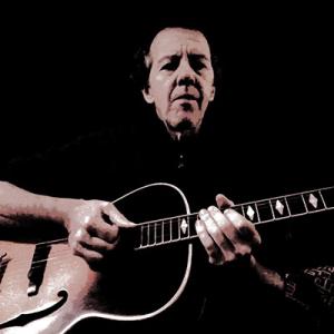Nuno Rebelo, guitarrista, de Torres Vedras