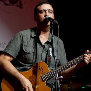 Paulo Brissos, cantor, de Vila Franca de Xira