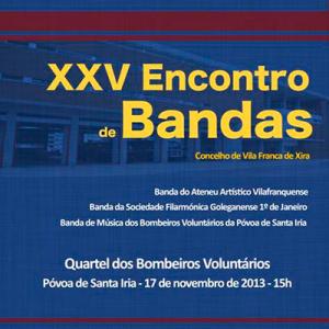 XXV Encontro de Bandas