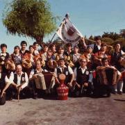 Rancho Folclórico do Carregado, Alenquer, 1981