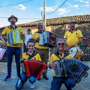 Grupo de Concertinas de Sambade, Alfândega da Fé