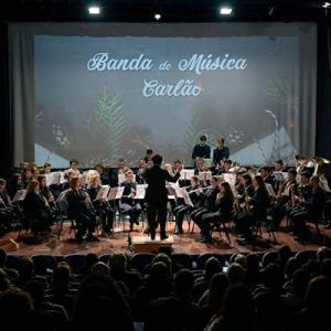 Associação Cultural Recreativa e Musical da Banda de Música de Carlão (f. 1990)
