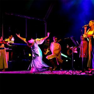 Rayos, projeto musical de Arraiolos