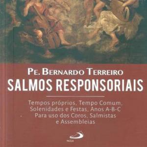 Salmos Responsoriais do Pe. Bernardo Terreiro