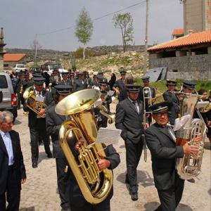 Banda Filarmónica do Couto de Dornelas, de Boticas