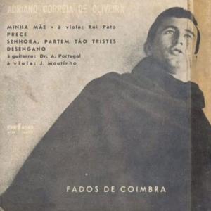 Adriano Correia de Oliveira, Fados de Coimbra