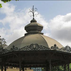Coreto de Coimbra, Parque Dr. Manuel Braga, Parque da Cidade, foto Isa Bela