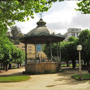 Coreto de Coimbra, Parque Dr. Manuel Braga, Parque da Cidade