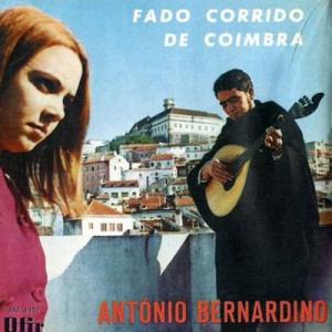 António Bernardino, Fado Corrido de Coimbra