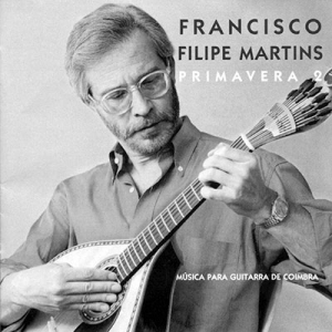 Francisco Filipe Martins, Música para Guitarra de Coimbra