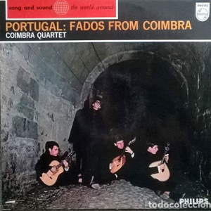Portugal Fados from Coimbra