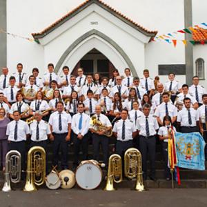 Sociedade Filarmónica União Ribeirense, das Lajes do Pico