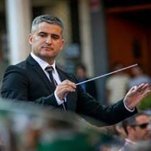 Manuel Monteiro, maestro, de Baião