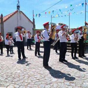 Banda Filarmónica do Aveloso, Mêda