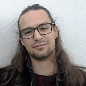 José Miguel Rego, músico, de Mértola