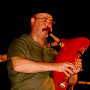 Victor Félix, gaiteiro e fabricante