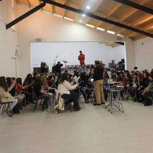 Banda da Escola de Música da Casa do Povo de Cabrela