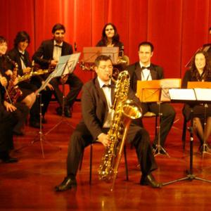 Alexandre Madeira, saxofone, direção, de Penacova