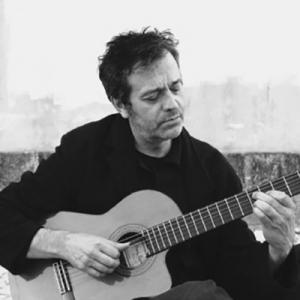 Rogério Pires, guitarrista, de Pinhel