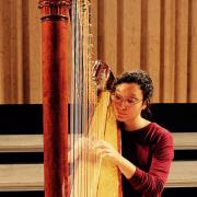 Ana Castanhito, harpista