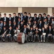 Banda Musical 81 de Ferreirim, de Sernancelhe