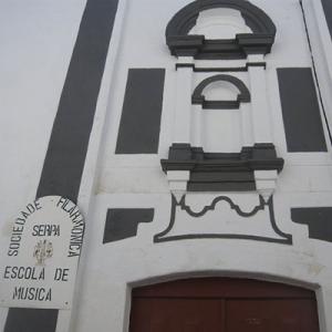 Sede da Sociedade Filarmónica de Serpa