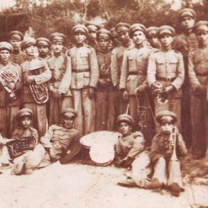 Banda Musical de Covas, extinta, de Terras de Bouro