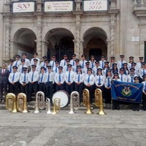 Banda Musical de Rebordondo, Chaves