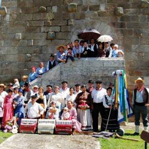 Grupo de Danças e Cantares Regionais de Santo Estêvão, Chaves